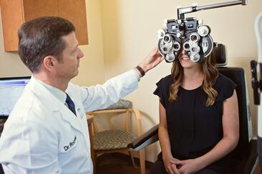 annual eye exams